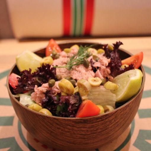 Altonno (Ton Balıklı Salata)