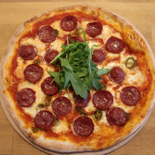 9 - Pepperoni